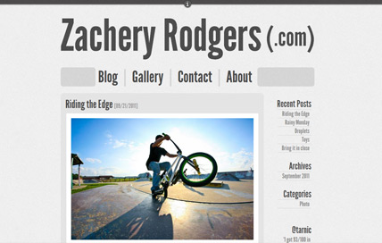 Zachery Rodgers