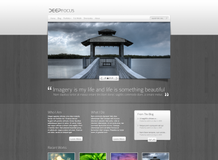 25 Best WordPress Photography Themes