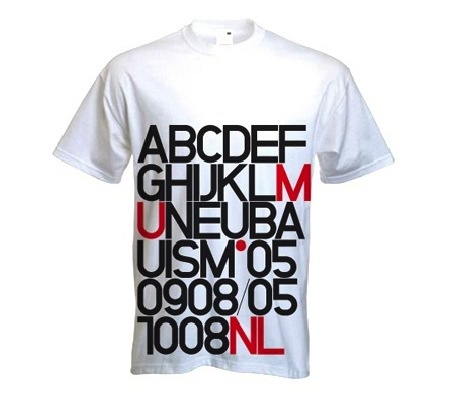 25 cool typographic t shirts designs