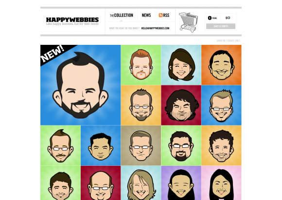 25 Examples Of Illustrated Characters In Web Design