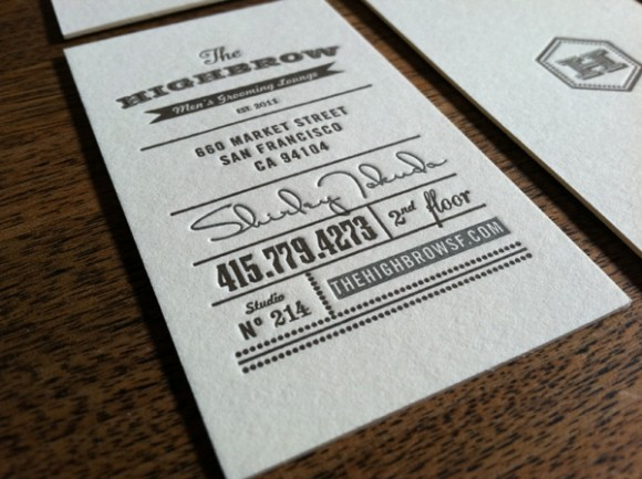 Inspiration: 21 New Business Cards From February 2012 (8)