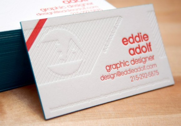 Inspiration: 21 New Business Cards From February 2012 (9)