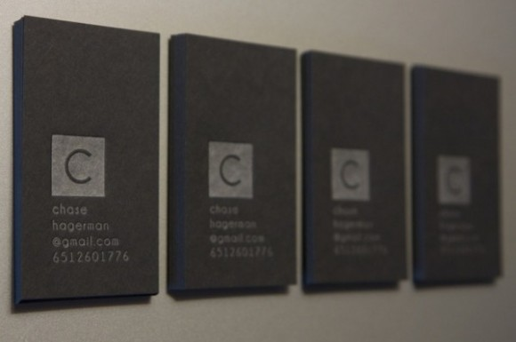 Inspiration: 21 New Business Cards From February 2012 (15)