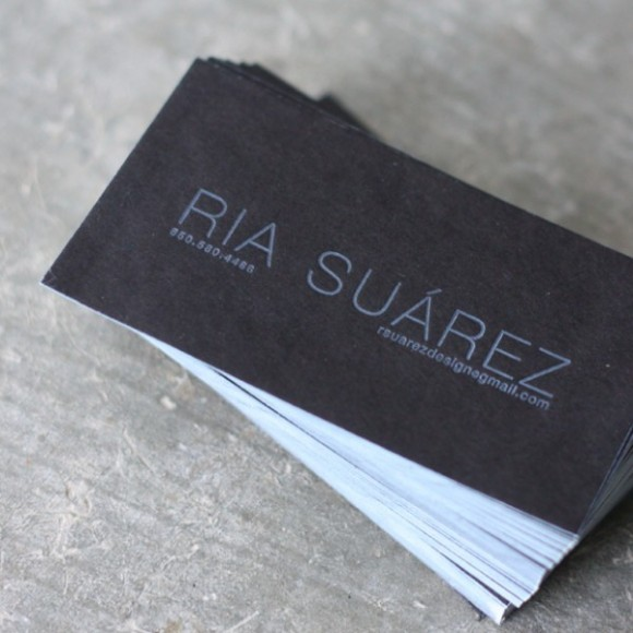 Inspiration: 21 New Business Cards From February 2012 (3)