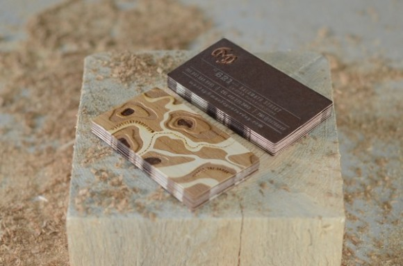 Inspiration: 21 New Business Cards From February 2012 (19)