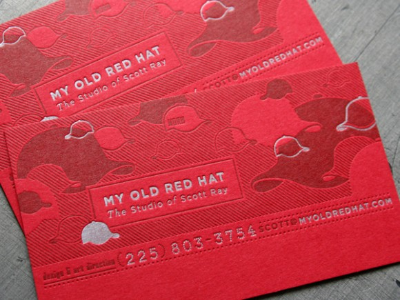 Inspiration 21 new business cards from february 2012 reheart Images