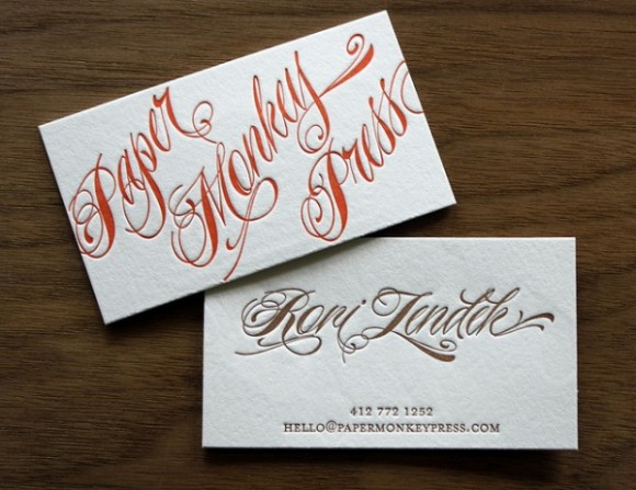 Inspiration: 21 New Business Cards From February 2012 (13)