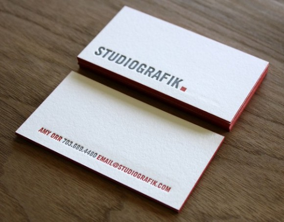 Inspiration: 21 New Business Cards From February 2012 (14)
