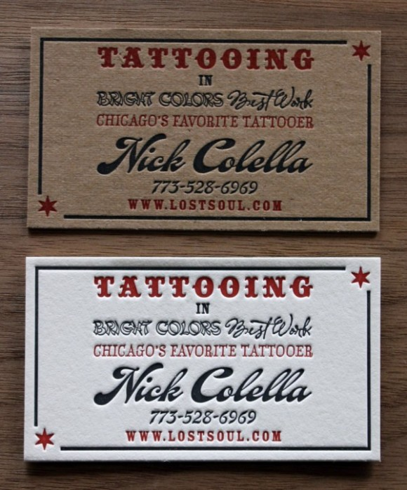 Inspiration: 21 New Business Cards From February 2012 (12)