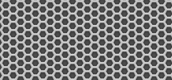 "8 Seamless ""Light Metal Grid"" Patterns"