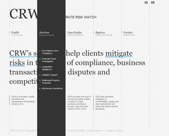Corporate Risk Watch