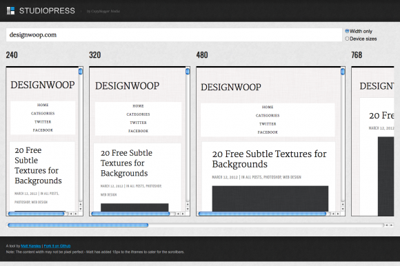 Essential Responsive Web Design Testing Tools