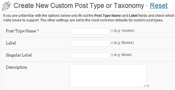 "Quick Tip: 3 Tools for Making ""Instant"" Custom Post Types"