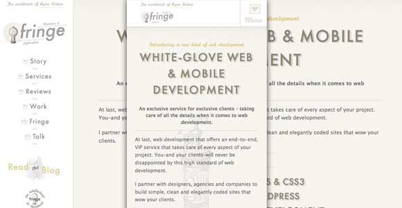 Great Examples Of Responsive Design In The Wild