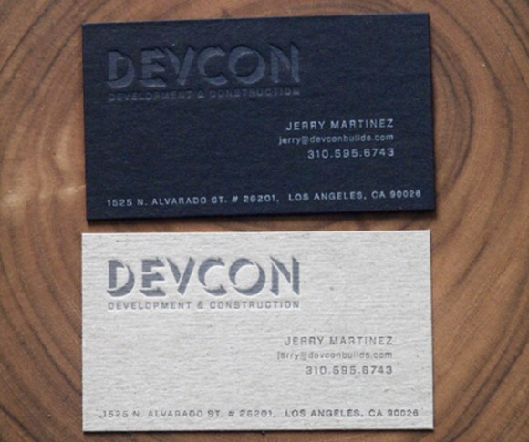 19 creative business card designs from june 2012 hub reheart Gallery