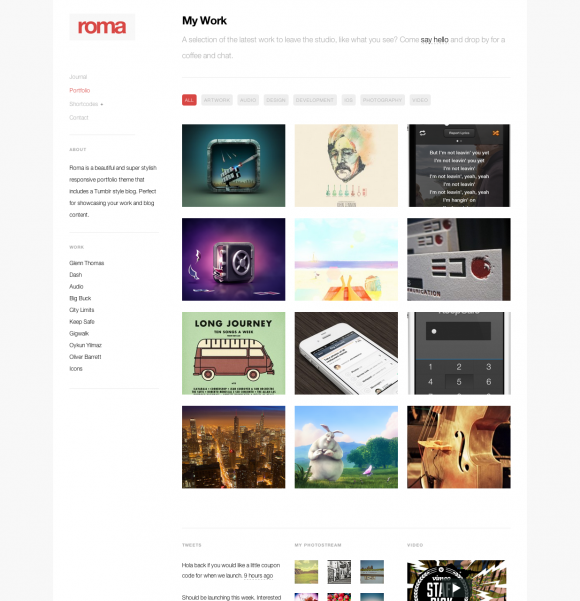 thesis theme gallery Welcome to the forum for the featured content gallery wordpress plugin use this forum to ask questions, discuss issues, heap praise, or request support.