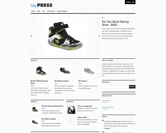 25 Of The Best WordPress eCommerce Themes