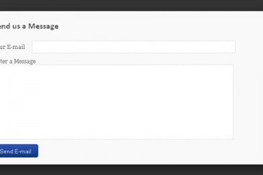 Tutorial: Coding a jQuery Popup Modal Contact Form