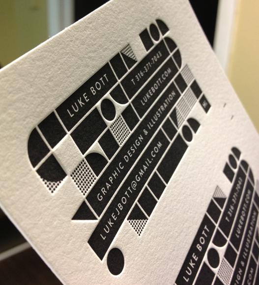 Showcasing: 20 Aesthetical Business Cards From August 2012