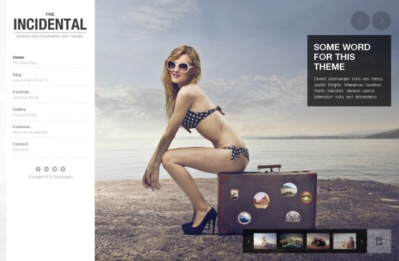 25 Quality New WordPress Photography Themes