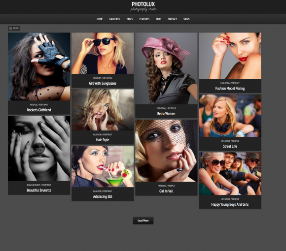 Best Pinterest Style WordPress Themes