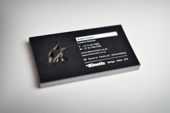 Unconventional business cards a die cut special kinetic unconventional business cards colourmoves