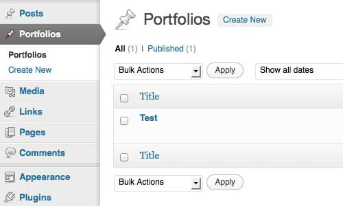 Tutorial: Creating A WordPress Custom Post Type