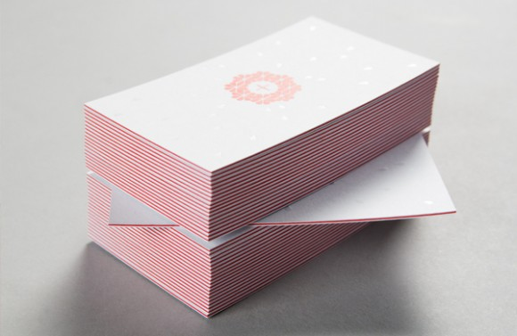 Gorgeous embossed business cards 15 gorgeous embossed business cards colourmoves