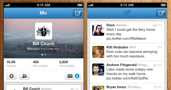 Official Twitter App