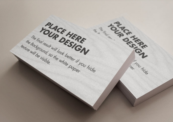 10 useful business card mockup templates wajeb