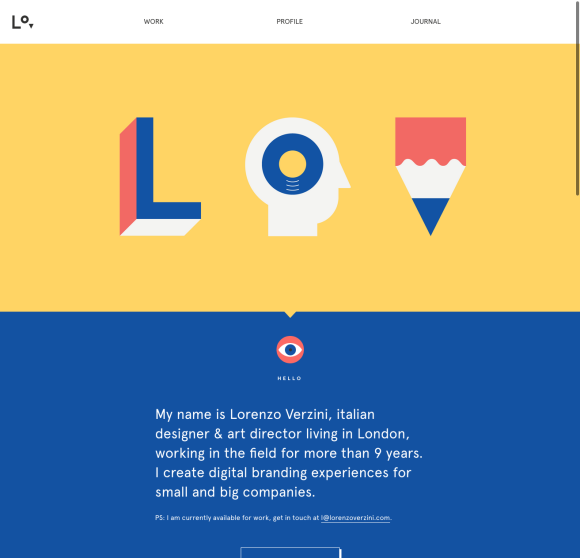 Flat Design: 17 Examples Of Flat Web & App UI Designs