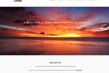 20 New WordPress Portfolio Themes To Showoff Your Work