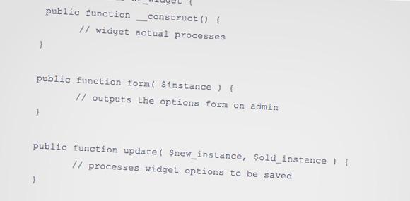 How to Create a Simple Widget on WordPress