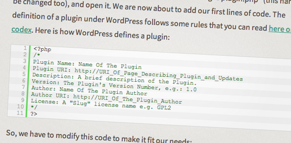 How To Create A Widget Plugin For WordPress