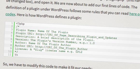 How To Create A Widget Plugin For WordPress
