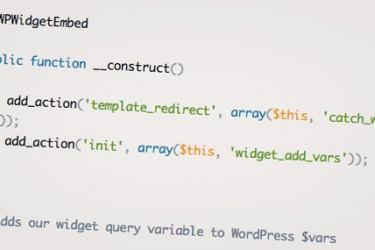 10 Useful WordPress Widget Tutorials