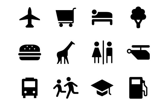 Designer Toolbox: 11 Free Icon Sets