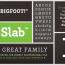 Font Toolbox: A Collection Of New Slab Serif Fonts