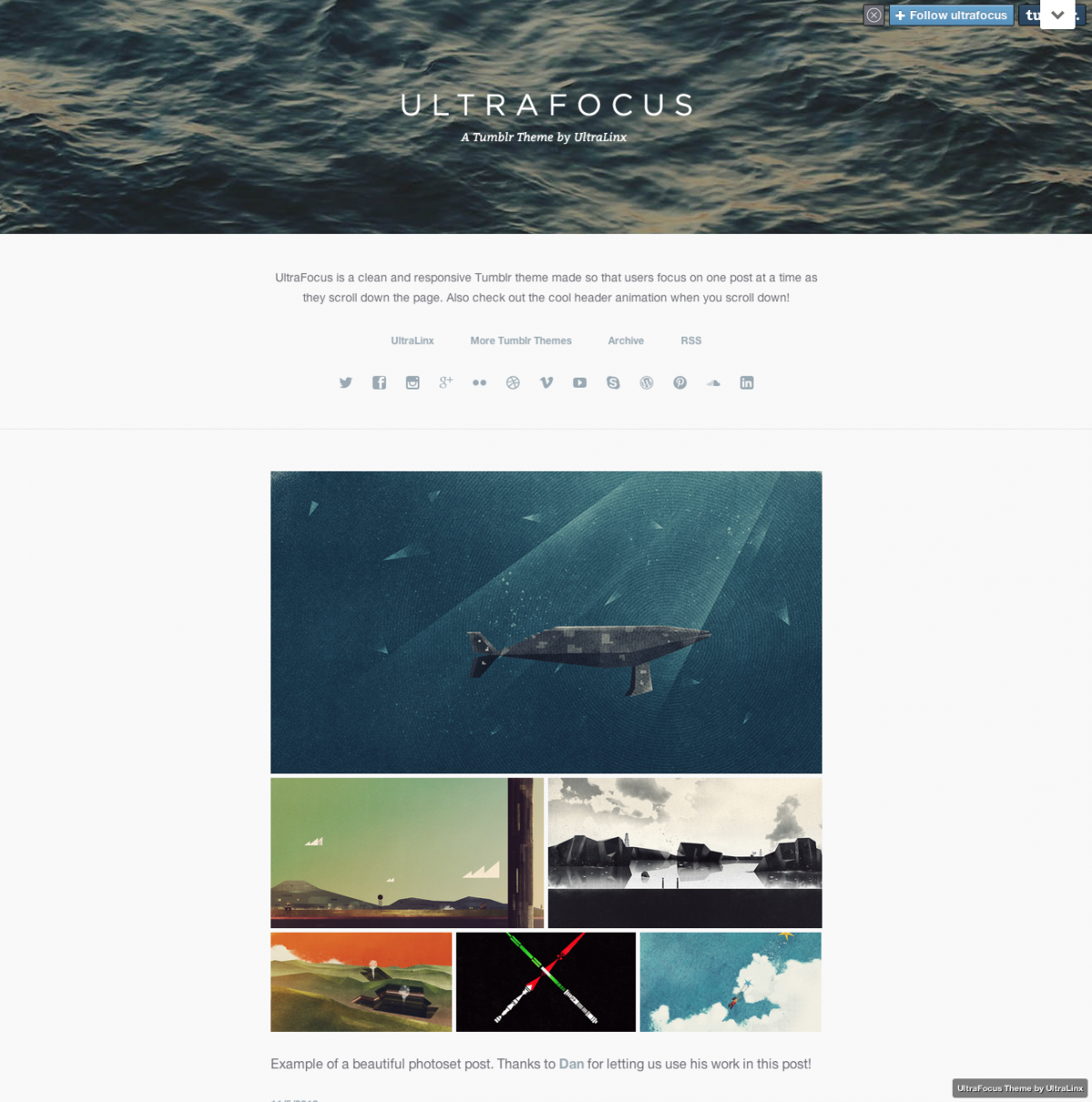 18 Minimal Tumblr Themes To Download