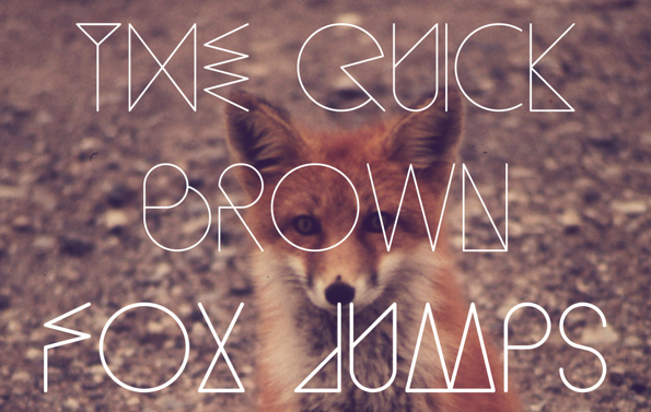 10 Fresh Fonts For Your Collection