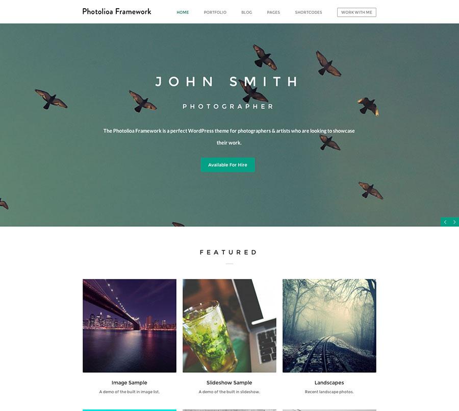 Photolioa Framework