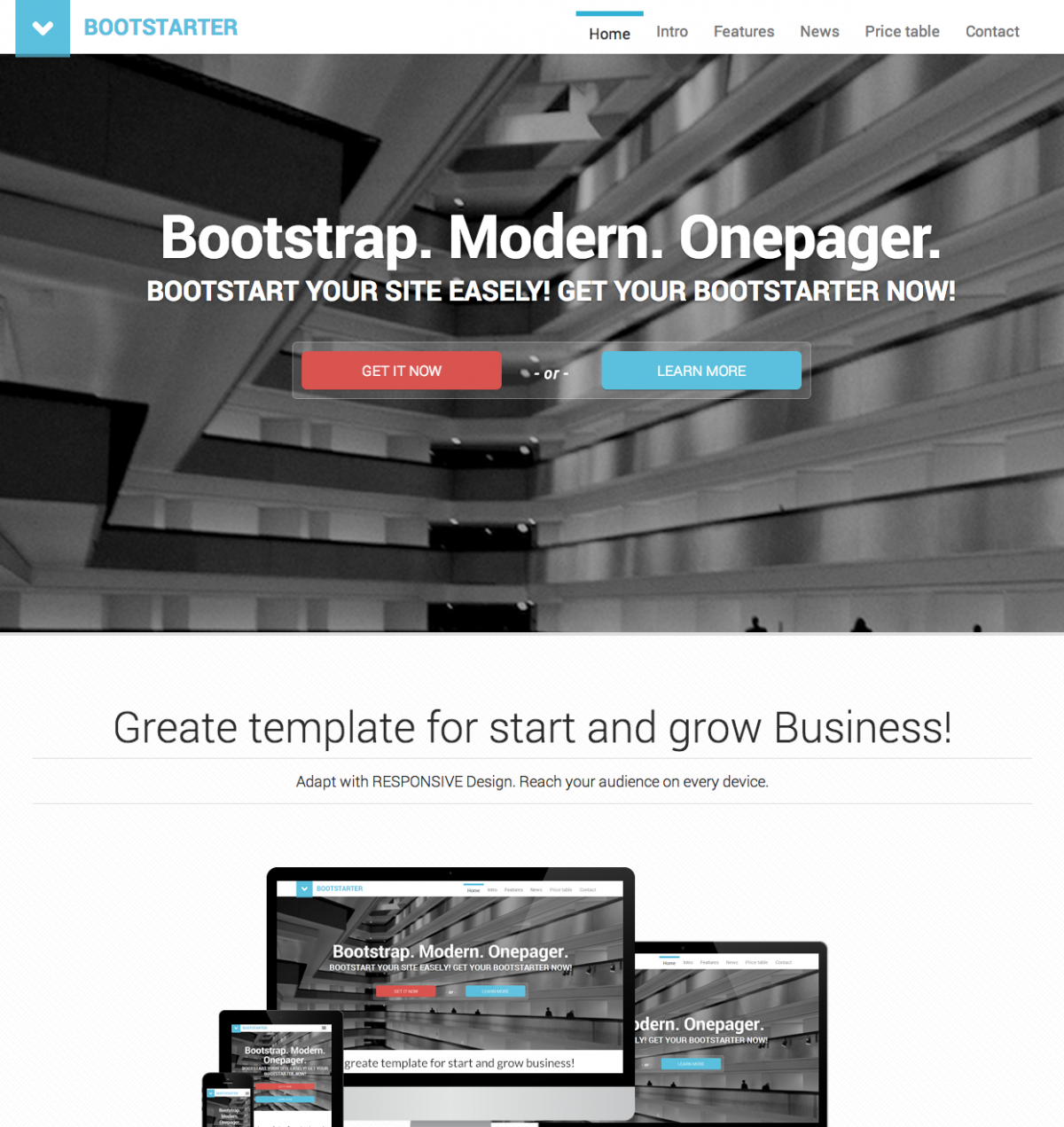Design Deal: 10 Premium Responsive Bootstrap Templates - only $10!