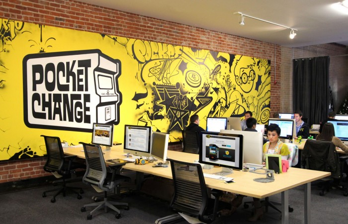 Super CoolCreative Work Spaces