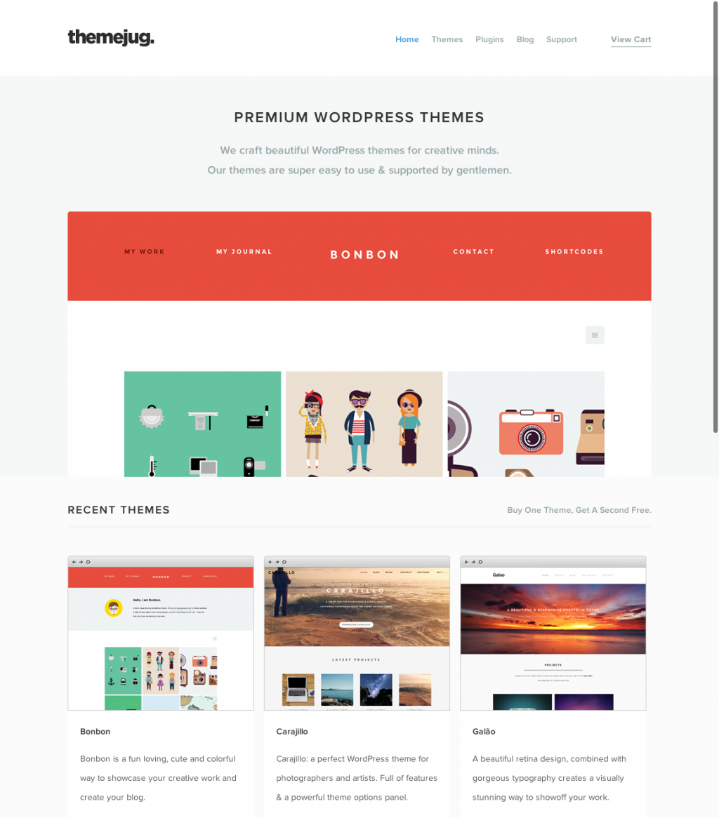 30 Aesthetically Pleasing Modern Web Designs