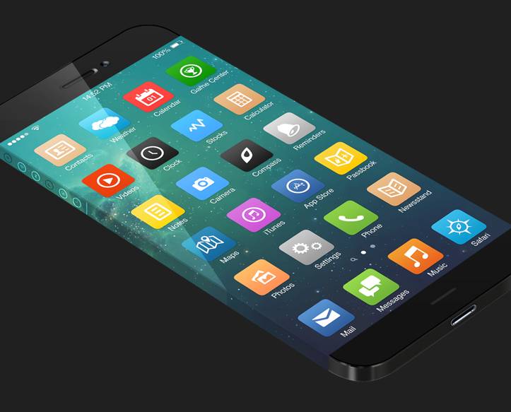 10 Alternative iOS 7 Design Concepts