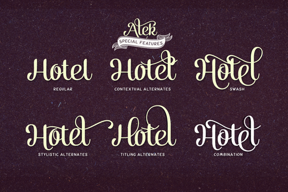 Best free premium fonts of