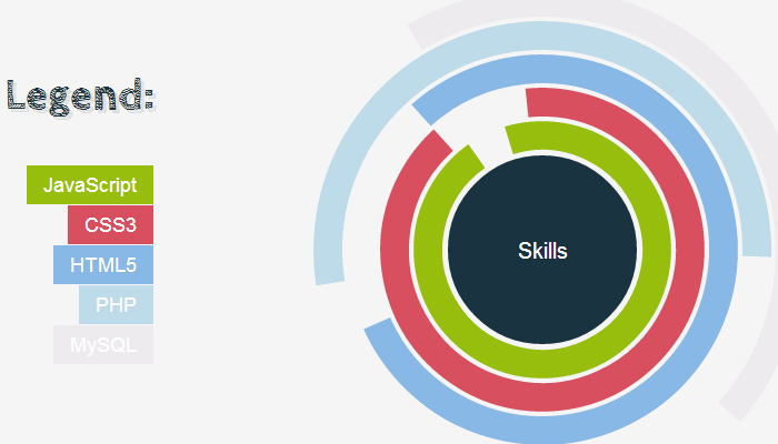 css3 animated skills diagram tutorial howto codrops