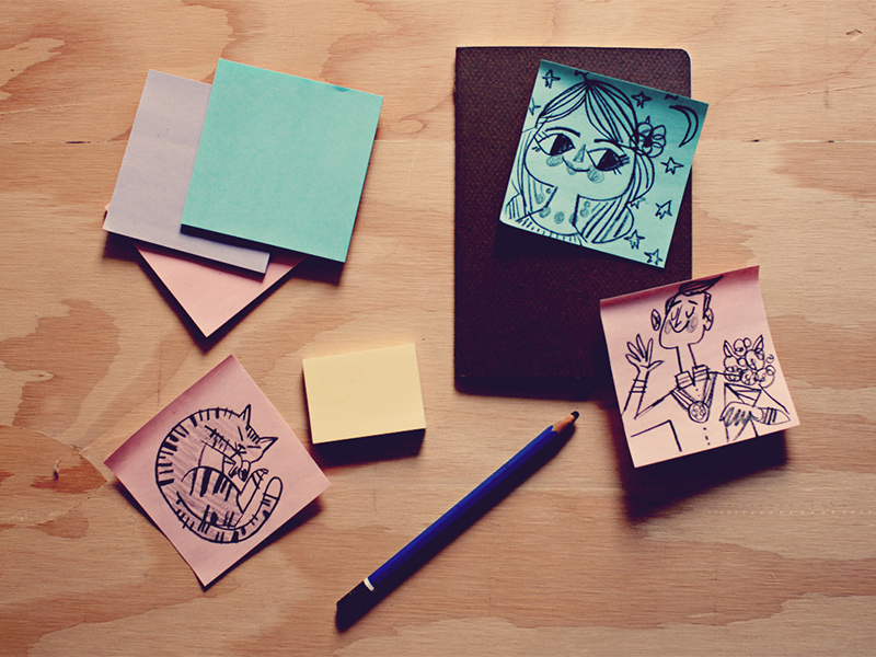 Coffee Chat: An Interview With Google Doodler Lydia Nichols