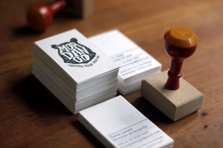 15 cool stamp business cards mordango colourmoves