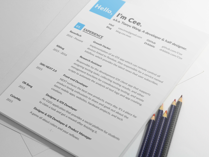 creative resume examples that get more than attention